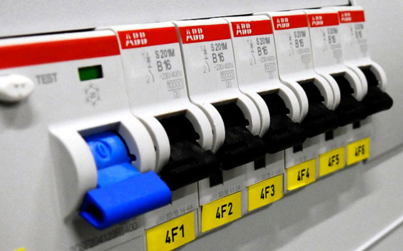 Circuit Breaker Controls Power to Your Building